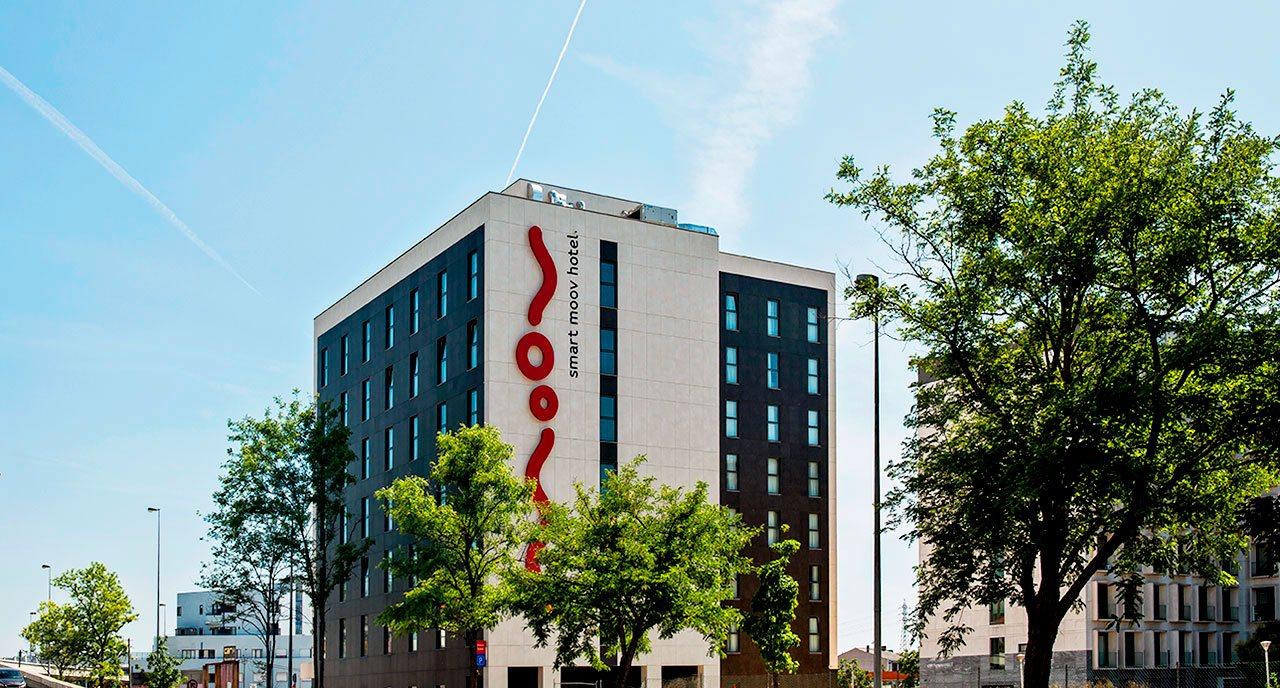 Hotel, Hotel Moov, Moov Hotel, Hotel Porto, Porto Hotel, Hotel Porto Económico, Hôtel Moov Porto Norte, Porto